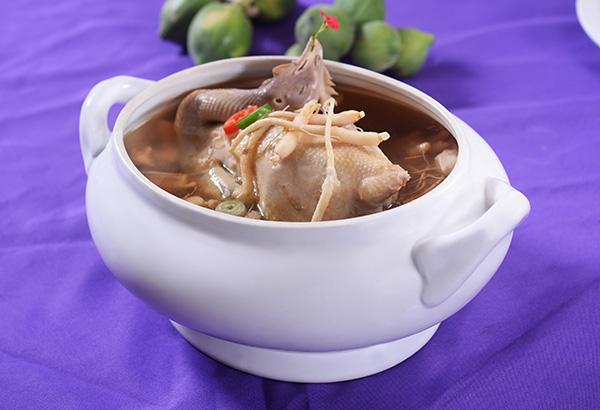 món ăn từ nấm linh chi